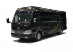 Hyundai County Limousine, đẳng cấp nội thất sang trọng với 16 ghế được trang bị những gì?