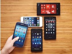 Đa dạng thị trường điện thoại di động ở Hà Nội