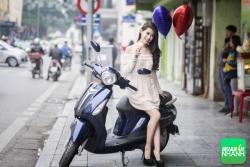 Xe máy Yamaha Grande giá bao nhiêu