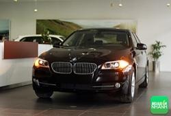Kinh nghiệm mua xe BMW 520i cũ đúng giá, chất lượng