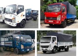 4 tiêu chí để chọn mua xe tải nhẹ tại Hà Nội phù hợp nhất