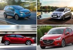 Top 5 dòng xe ô tô phù hợp cho nữ giới