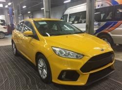 Đánh giá các phiên bản xe Ford Focus