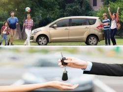 Giá thuê xe tự lái