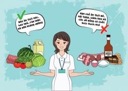 Thực đơn giảm cân không cần ăn kiêng cho người cơ địa khó nhịn ăn
