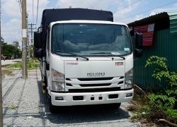 Hướng dẫn mua xe tải Isuzu 3.5 tấn trả góp